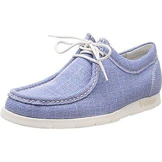 Sioux Grash-D172-28, Zapatillas para Mujer, Azul (Lightjeans 008), 40.5 EU
