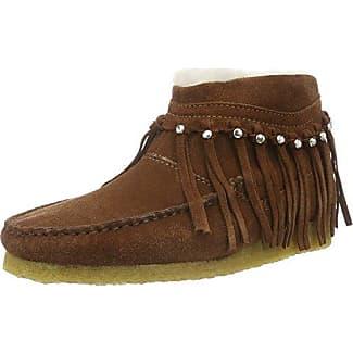 Sioux Barbora Zapatillas de Estar por casa Mujer, Marrón (Schwarz-Cashmere 57355), 37 EU (4 UK)