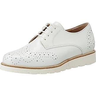 Hub Zapatos de Cordones Chucker C06 Blanco EU 40