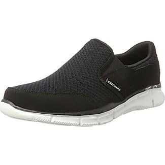 Go Walk 3 Fit Knit - Chaussures Multisport Outdoor Homme - Noir (Black BBK) - 39.5 EU (6 UK)Skechers