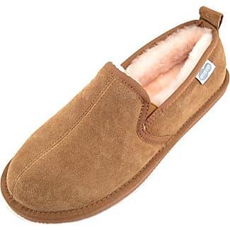 Zapatos grises Snugrugs para hombre