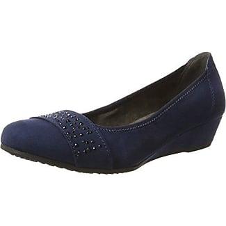 Softline 22260, Zapatos de Tacón Para Mujer, Azul (Navy), 41 EU