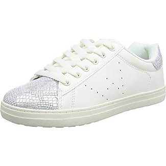 Womens F7047 Low-Top Sneakers Spot On