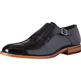 Men's dinsmore Plain Toe Monk Strap Slip-On Loafer ( Color : Brown  Size : 6.5 D(M)US )