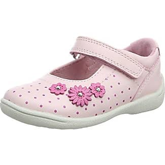 Start Rite Mädchen SR Super Soft Daisy Mary Jane Halbschuhe, Pink (Bright Pink), 27 EU/9UK