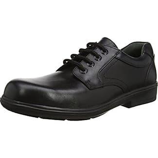 Start-Rite Isaac, Zapatillas para Hombre, Negro (Black_7), 42 EU