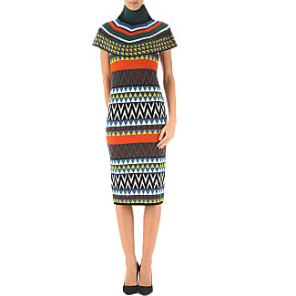 Dress for Women, Evening Cocktail Party On Sale, Multicolor, Virgin wool, 2017, 10 8 Stella Jean