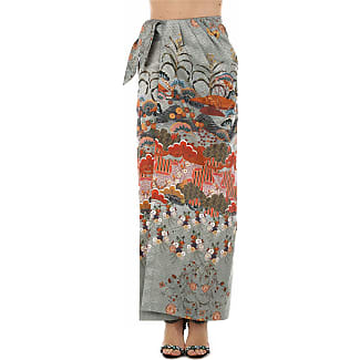 Pants for Women On Sale, Grey, polyester, 2017, 26 30 Stella Jean