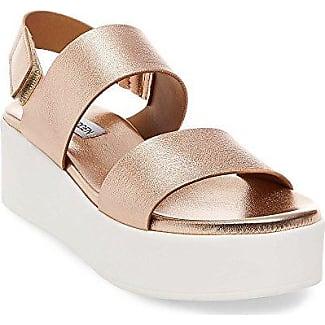 Womens Rachel Wedge Sandal White/Silver 6m