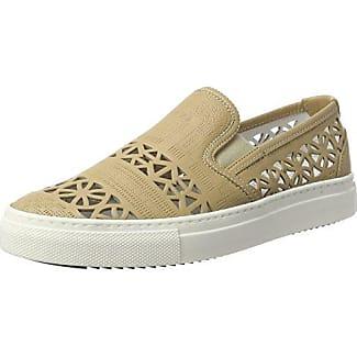 Stokton 541-d, Zapatillas para Mujer, Blanco (Bianco), 42 EU