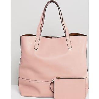 Damen Handtasche MATTY KUNSTFASER alt-rosa Damen Mittel - 017345 Elite