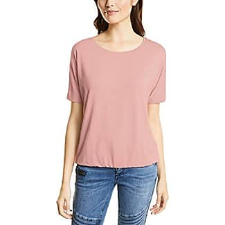 Street One 311842, Camiseta para Mujer, Multicolor (Colada Pink 21263), 38