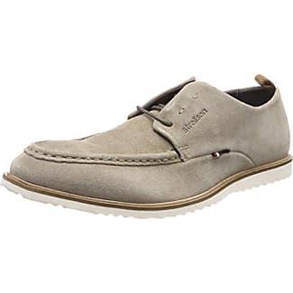 Strellson New Harley, Zapatos de Cordones Derby para Hombre, Marrón (702), 45.5 EU
