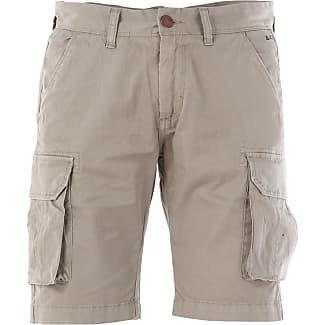 Shorts for Men On Sale, Blue, Cotton, 2017, 30 34 36 Sun 68