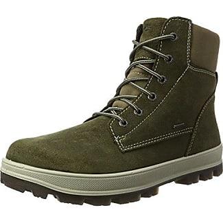 SuperfitTedd - Botas de Nieve Hombre, Color Verde, Talla 41