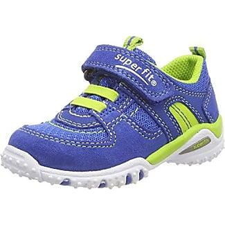 Superfit SPORT4, Zapatillas para Niños, Blau (Ocean Kombi), 15 EU