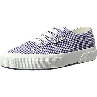 Superga2750 Fabriclibertyw - Zapatillas Adultos Unisex, Color Azul, Talla 36 EU
