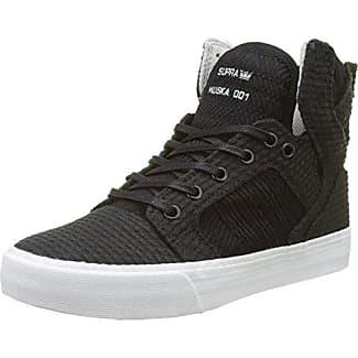 Supra Scissor, Zapatillas para Mujer, Negro (Black/Copper-White), 36.5 EU