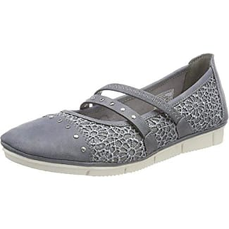 Supremo Damen 4828203 Slipper, Beige (Mud-Silver), 40 EU