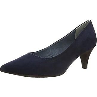 22427, Escarpins Femme, Bleu (Navy 805), 36 EUTamaris