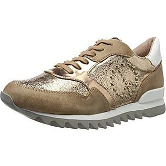 Tamaris 23614, Zapatillas Para Mujer, Dorado (Light Gold), 38 EU