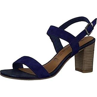 Tamaris Schuhe 1-1-28321-28 Bequeme Damen Sandalette, Sandalen, ... 254d53514a