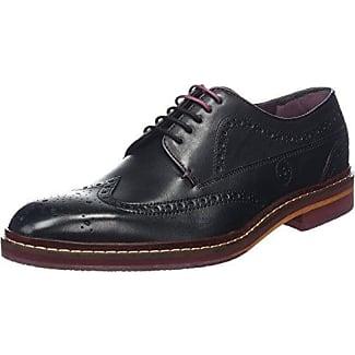 Ted Baker Rogrr 2 - Zapatos Hombre, Negro (Black), 49 EU
