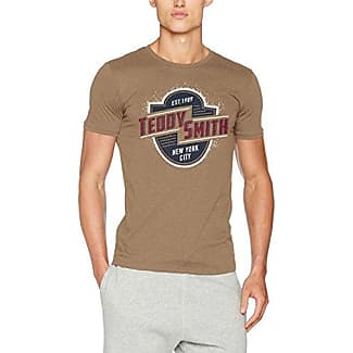 Mens Tarine Mc T-Shirt Teddy Smith