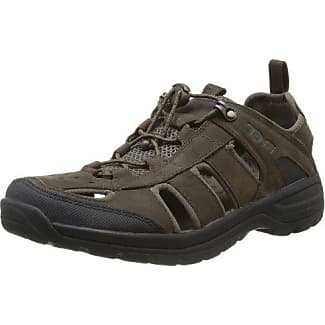 Teva KIMTAH Sandal leather mens sport di alta qualitSANDALO