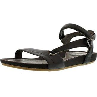 Tirra Leather Ws - Womens Outdoor Sandal - Marron (Rust) - 37 EU (4 UK)Teva
