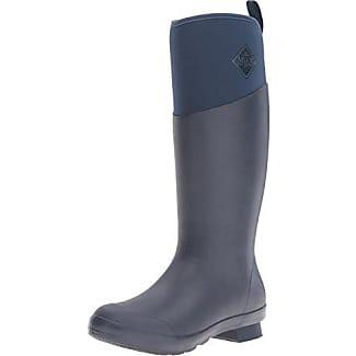 Wellies Wellington Boots, Bottes de neige femme - Noir - Black - Schwarz (schwarz/grau 796), 35.5 (3.5 UK)Playshoes