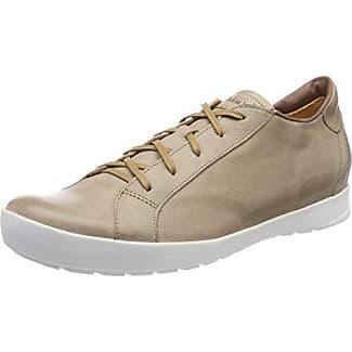 Think Zagg_282600, Zapatos de Cordones Brogue para Hombre, Marrón (Rum/Kombi 54), 44 EU