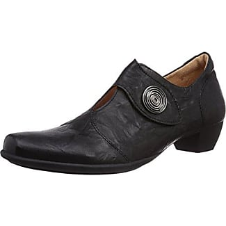 Think Pensa - Zapatos para mujer, color negro, talla 37.5