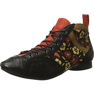 Think Damen Pensa_989004 Desert Boots, Schwarz (Schwarz 00), 39 EU