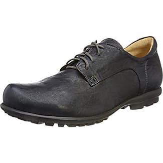 Think Kong_282654, Zapatos de Cordones Brogue para Hombre, Azul (Ocean/Kombi 82), 46 EU