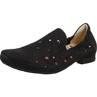 Think Pensa - Zapatos para mujer, color negro, talla 43