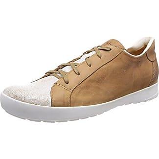 Think Kong_282653, Zapatos de Cordones Brogue para Hombre, Beige (Macchiato 24), 42.5 EU