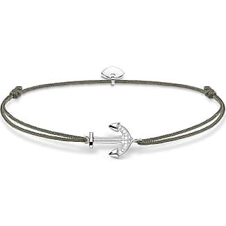 Thomas Sabo personalised bracelet grey LBA0071-907-5-L19v Thomas Sabo