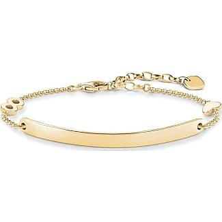 Thomas Sabo personalised bracelet LBA0008-413-12-L18v Thomas Sabo