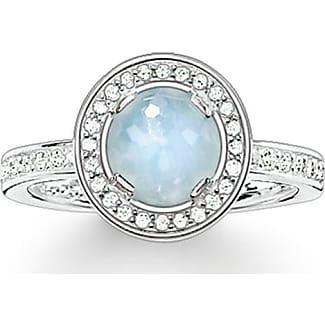 Thomas Sabo ring blue TR2028-644-1-48 Thomas Sabo