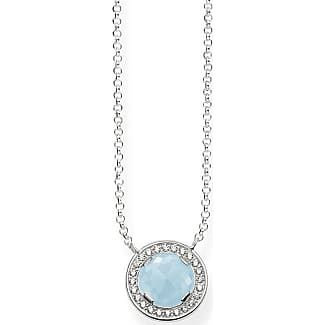 Thomas Sabo necklace blue SET0137-050-1-L42v Thomas Sabo