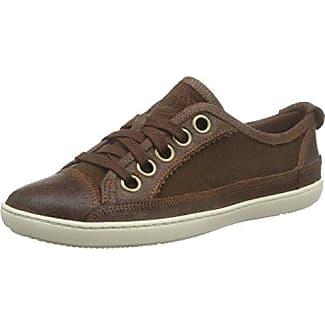 Timberland Castille Oxford, Sneakers Basses Femme, (Braun), 37.5