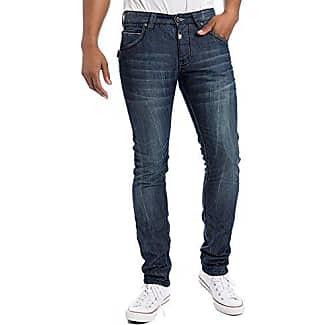 Mens Eduardotz 3289 Spring Blue Wash Jeans Timezone