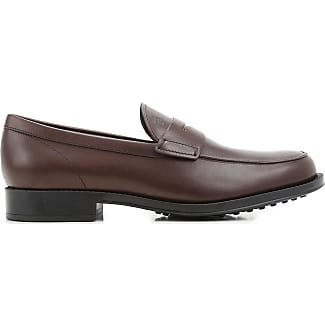 Loafers for Men On Sale, Brown, Leather, 2017, 10 10.5 11 5 6 6.5 7 7.5 8 9 9.5 Tod's