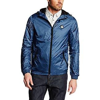 Tom tailor denim herren jacke hooded leather look