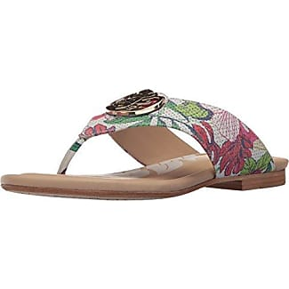 Women's Floral Palms Slide Sandal