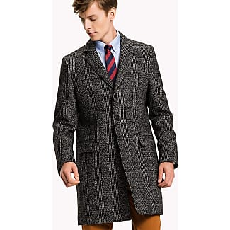 Tommy hilfiger herren mantel chase twill coat