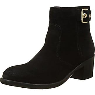 M1285Ia 3B1, Bottines Chelsea Femme, Noir (Black), 38 EUTommy Hilfiger