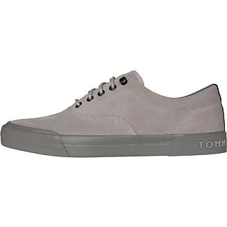 Tommy Hilfiger Sneaker »R1285ITA 1B«, grau, MAGNET