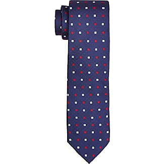 Mens Tie 7 cm TTSDSN17306 Necktie, Multicoloured (615), One Size Tommy Hilfiger Tailored